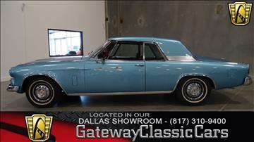 1963 Studebaker Grand Turismo for sale in O Fallon, IL