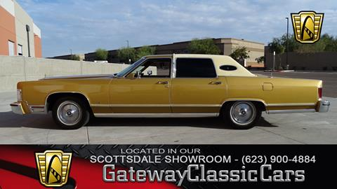 1978 Lincoln Town Car For Sale in Texas - Carsforsale.com