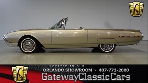 1962 Ford Thunderbird for sale in O Fallon, IL