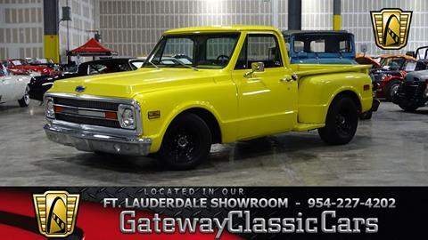 Chevrolet C K 10 Series For Sale Carsforsale Com