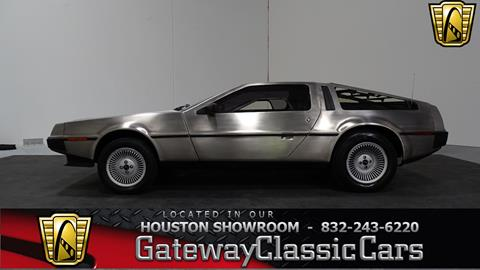 1981 DeLorean DMC-12 for sale in O Fallon, IL