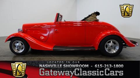 1934 Ford Cabriolet  for sale in O Fallon, IL