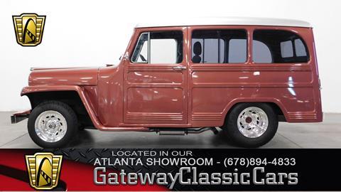 1950 Willys 473 Wagon for sale in O Fallon, IL
