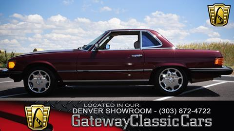 1985 Mercedes-Benz 380-Class for sale in O Fallon, IL