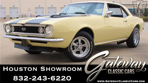 Used 1967 Chevrolet Camaro For Sale In Texas City Tx Carsforsale Com