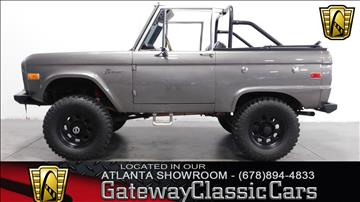 1974 Ford Bronco for sale in O Fallon, IL