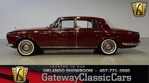 1967 Rolls-Royce Silver Shadow for sale in O Fallon, IL