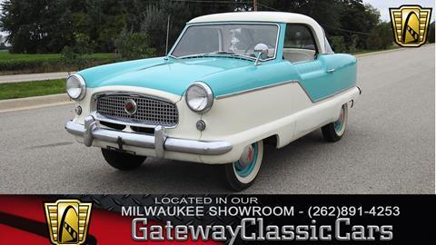 1957 Nash Metropolitan for sale in O Fallon, IL