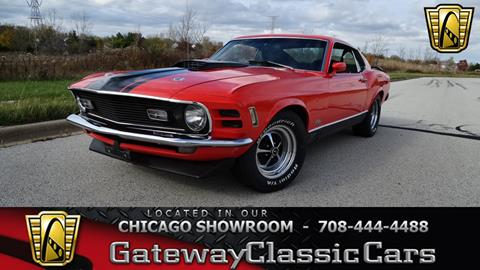 1970 Ford Mustang For Sale In Mississippi Carsforsale Com