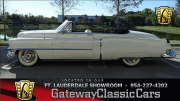 1950 Cadillac Series 62 for sale in O Fallon, IL
