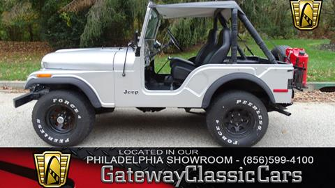 1975 Jeep CJ-5 for sale in O Fallon, IL