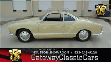1967 Volkswagen Karmann Ghia for sale in O Fallon, IL