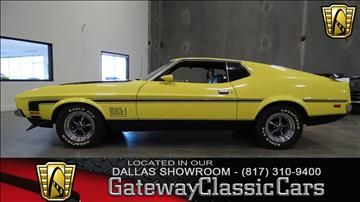 1971 Ford Mustang for sale in O Fallon, IL