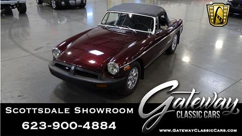 1980 MG MGB for sale in O Fallon, IL