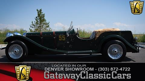 1937 Jaguar SS100 for sale in O Fallon, IL