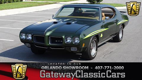 1970 Pontiac GTO for sale in O Fallon, IL