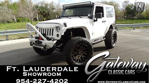 2009 Jeep Wrangler for sale in O Fallon, IL