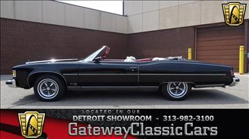 1975 Pontiac Grand Ville for sale in O Fallon, IL