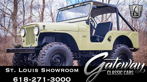 1960 Jeep CJ-5 for sale in O Fallon, IL