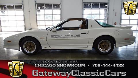 1989 Pontiac Firebird for sale in O Fallon, IL