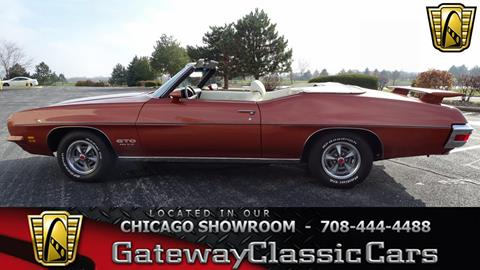 1971 Pontiac GTO for sale in O Fallon, IL