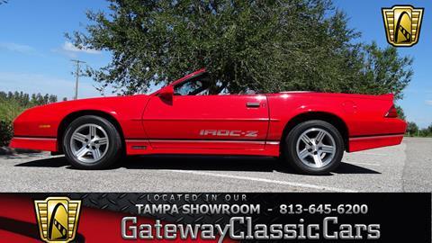 1989 Chevrolet Camaro for sale in O Fallon, IL
