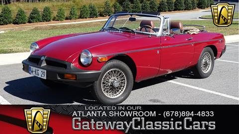 1977 MG MGB for sale in O Fallon, IL