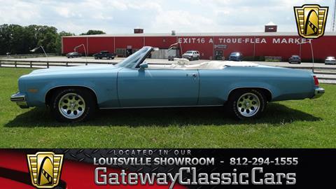 1975 Oldsmobile Delta Eighty-Eight for sale in O Fallon, IL