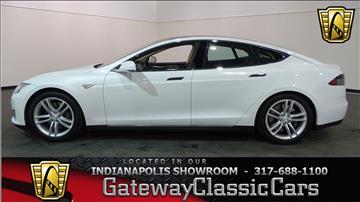 2013 Tesla Model S for sale in O Fallon, IL