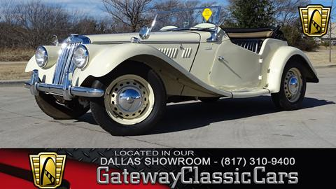 1954 MG TF for sale in O Fallon, IL