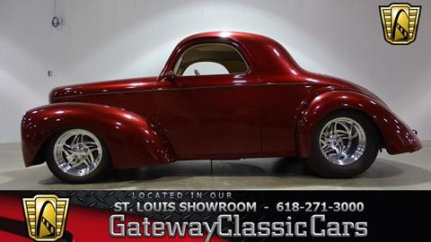 1941 Willys Coupe for sale in O Fallon, IL