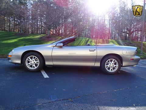 2001 Chevrolet Camaro For Sale In O Fallon Il