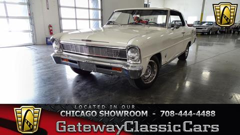 1966 Chevrolet Nova for sale in O Fallon, IL
