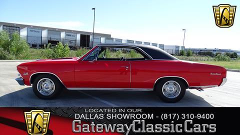 1966 Chevrolet Chevelle for sale in O Fallon, IL