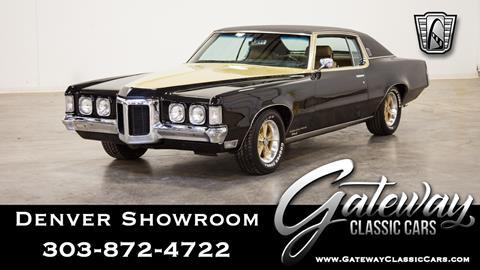 1969 Pontiac Grand Prix for sale in O Fallon, IL