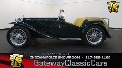 1947 MG TC for sale in O Fallon, IL