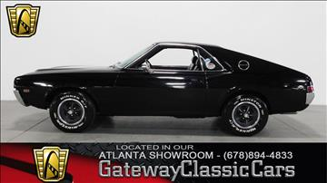 1969 AMC AMX for sale in O Fallon, IL