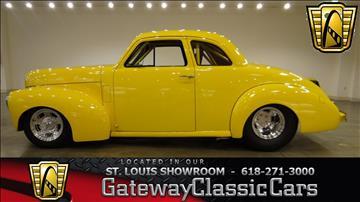 1941 Studebaker Champion for sale in O Fallon, IL