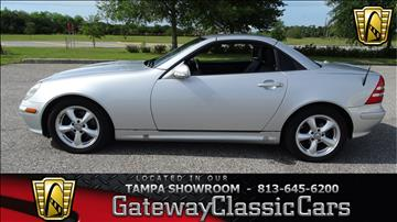 2001 Mercedes-Benz SLK for sale in O Fallon, IL