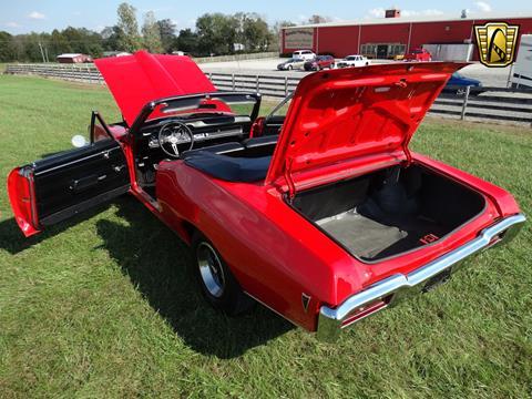1968 Pontiac Tempest
