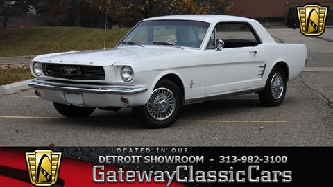 1966 Ford Mustang For Sale Carsforsale Com