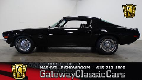 1971 Chevrolet Camaro for sale in O Fallon, IL