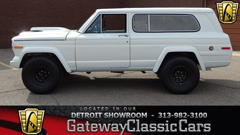 1975 Jeep Cherokee for sale in O Fallon, IL