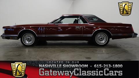 1979 Lincoln Continental for sale in O Fallon, IL