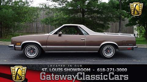 1984 GMC Caballero for sale in O Fallon, IL