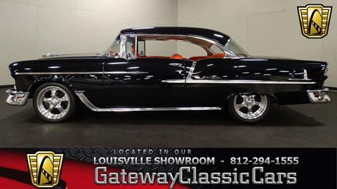 1955 Chevrolet Bel Air For Sale In Houston Tx Carsforsale
