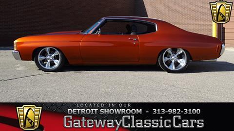 1971 Chevrolet Chevelle for sale in O Fallon, IL