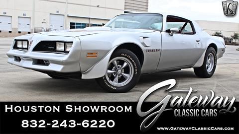 1977 Pontiac Trans Am for sale in O Fallon, IL
