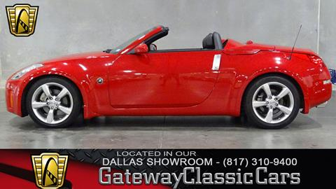 Used 2006 Nissan 350z For Sale In Illinois Carsforsale