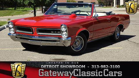 1965 Pontiac GTO for sale in O Fallon, IL